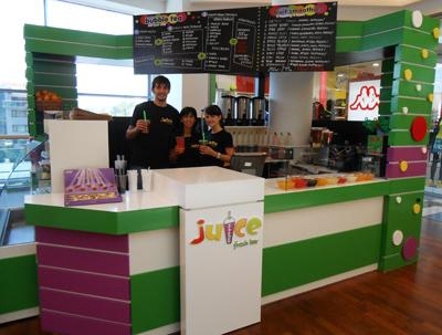 GRAND OPENING - Juice Express 2